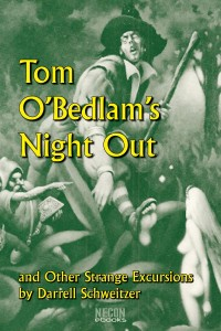 Tom O'Bedlam's Night Out and Other Strange Excursions by Darrel Schweitzer